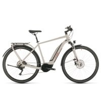 Cube Touring Hybrid Pro 500 Herren 2020   54 cm   grey´n´red preview image