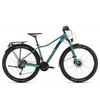 Cube Access WS Pro Allroad 2020 | 16 Zoll | greyblue´n´apricot | 27.5 Zoll preview image