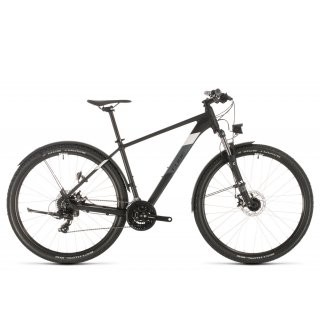 Cube Aim Allroad 2020 | 18 Zoll | black´n´white | 27.5 Zoll preview image