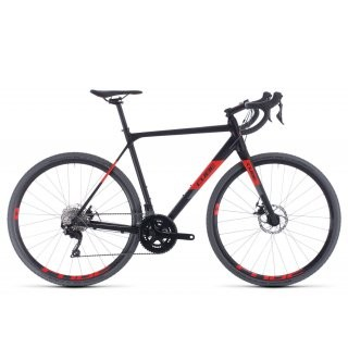 Cube Cross Race 2020 | 56 cm | black´n´red preview image