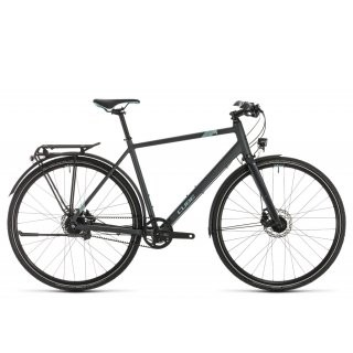 Cube Travel Exc Herren 2020 | 58 cm | iridium´n´blue preview image
