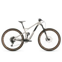 Cube Stereo 150 C:62 Race 29 2020   20 Zoll   grey´n´carbon preview image