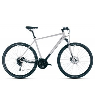 Cube Nature Pro Herren 2020 | 58 cm | grey´n´white preview image