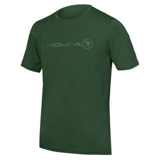 Endura SingleTrack Merino T-shirt Waldgrün L preview image