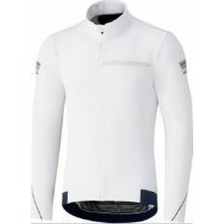 Wintertrikot Shimano Thermal Jersey Langarm weiß preview image