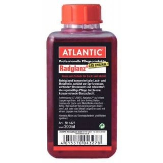 Atlantic Radglanz Nachfüllflasche preview image