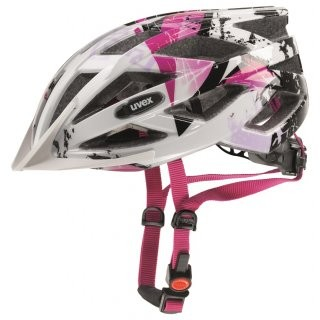 Uvex air wing white pink 52 - 27 cm preview image