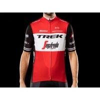 Trek-Segafredo Men's Team Replica Cycling Jersey S preview image