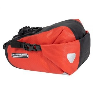 Ortlieb Saddle-Bag Two 4 1 L signal red - black preview image