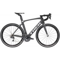 Trek Madone 9.0 56cm Matte Dnister Black/Quicksilver preview image