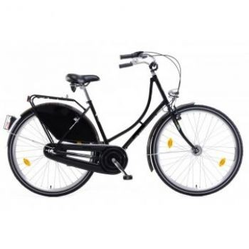 Damen Hollandrad Citybike 28 Zoll  3 Gang schwarz NEU preview image