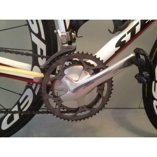 STEVENS Rennrad SCF 2 mit Shimano ULTEGRA Komponenten und Carbonlaufrädern  preview image
