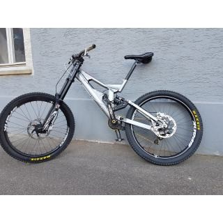 Downhill bike preview image