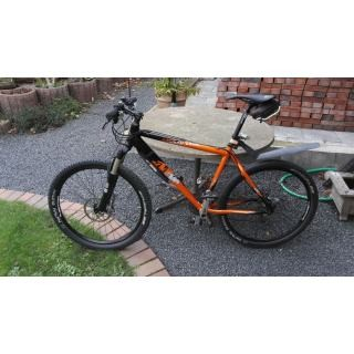 KTM Race Line Mountainbike Hardtail preview image