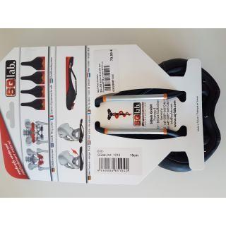 SQlab Testsieger Fahrradsattel, Model 610 Gel Fitness/MTB, Unisex preview image