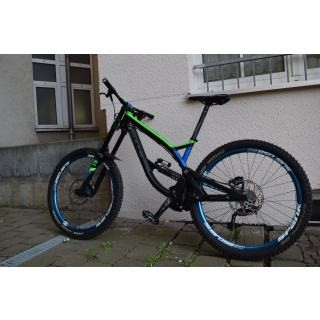 Bulls Wild Core - 2016 - Downhill Bike - Preis VB preview image
