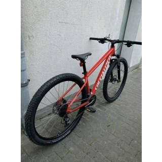Specialized Rockhopper 29 2021, flo red/white - Mountainbike, Größe M 40 cm preview image