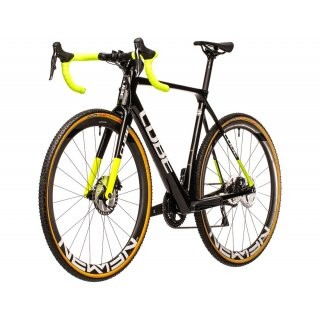 Cube Cross Race C:62 Team Edition carbon´n´flashyellow preview image