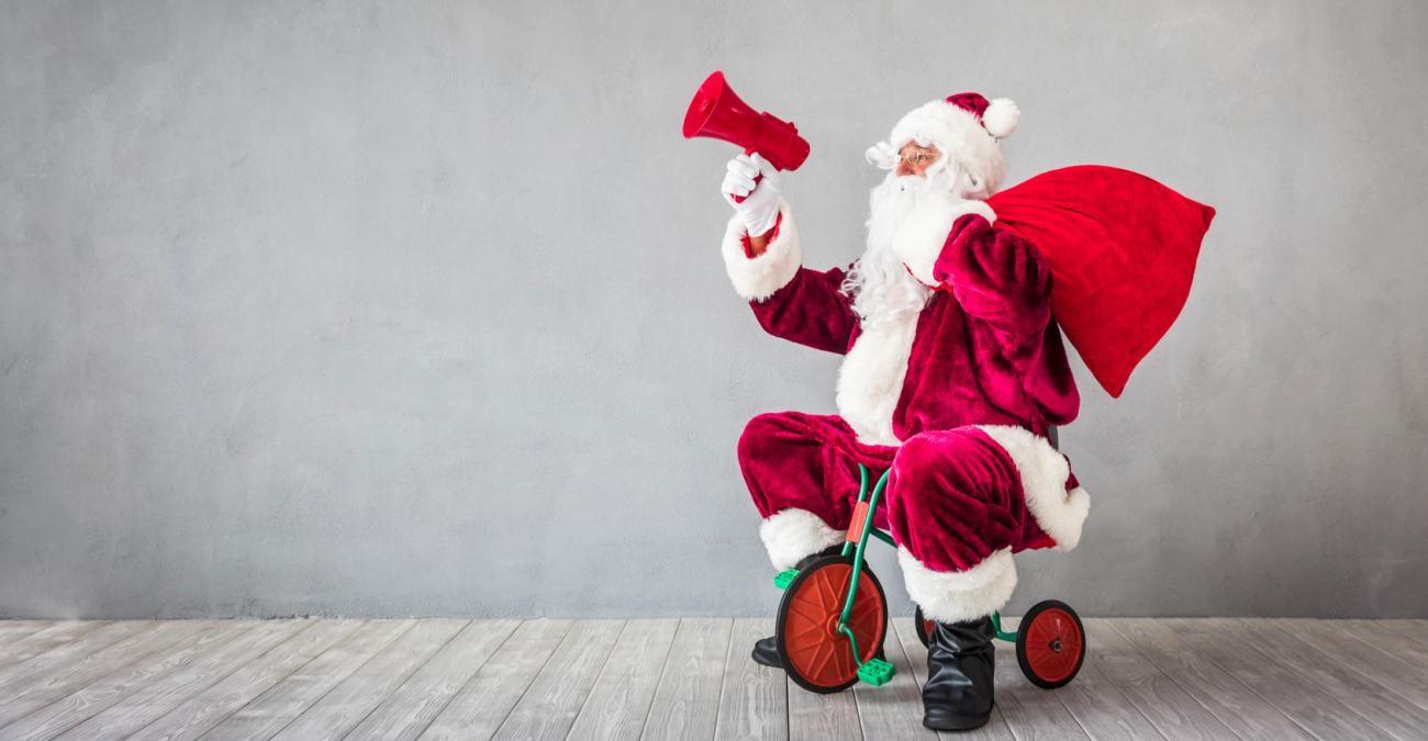 Weihnachten Fahrrad Podcast Radblogs
