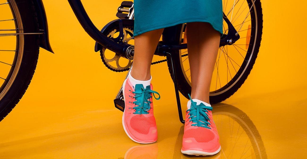 Glück auf zwei Rädern – 5 Gründe, das Fahrrad dem Auto vorzuziehen