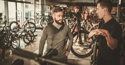 Fahrrad-Shop