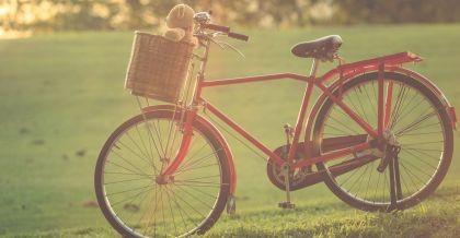 Fahrrad zu verschenken