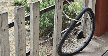 Fahrrad sicher ab- und anschließen